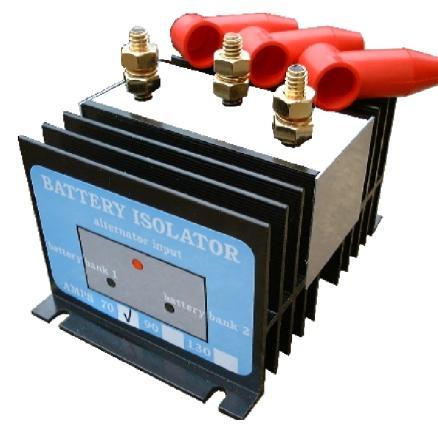 Lademoeglichkeit der Zusatzbatterie durch Lichtmaschine mit ...